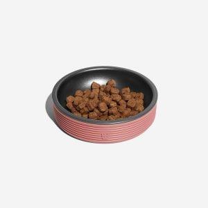 Zee.Cat Duo Bowl Terracotta