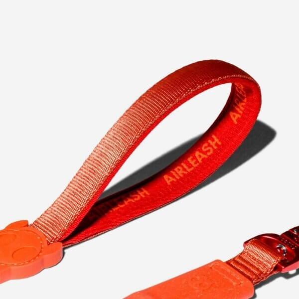 Zee.Dog AirLeash Crimson