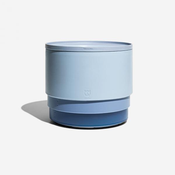 Zee.Dog Bowl Soft Blue