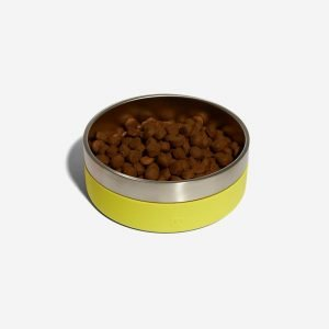 Zee.Dog Tuff Bowl Verde Limão